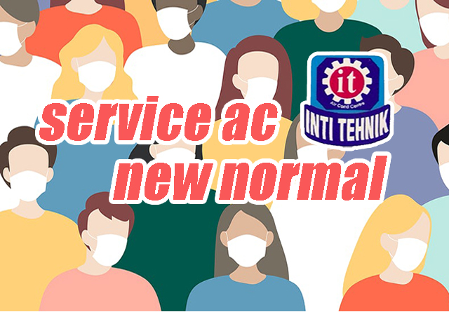 service ac new normal